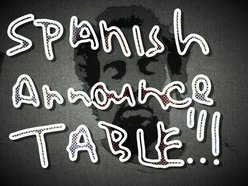 Image for Spanish Announce Table