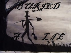 Image for BURIED A LIE