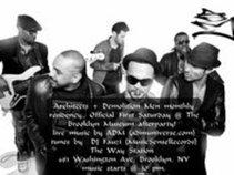 ADM - Architects + Demolition Men