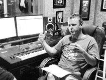 Abstract Audio Recording Studio