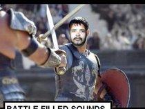 Battle Filled Sounds