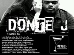 Image for Donte J