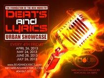 Beats And Lyrics Urban Music Showcase