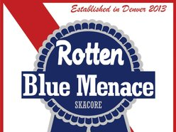 Image for The Rotten Blue Menace