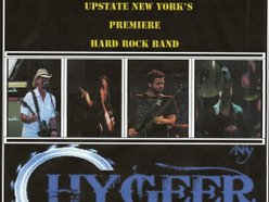Image for HyGeer Band (pronounced: high-gear)