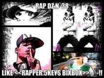 rapper 5keys