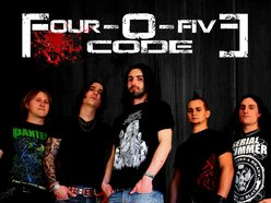 Image for FOUR O FIVE CODE