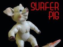 Surfer Pig