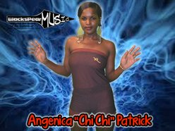 """Angenica """"Chi Chi"""" Parker"""