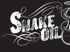 Snake Oil Salesmen