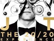Justin Timberlake - The 20/20 Experience Album