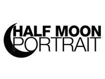 Half Moon Portrait