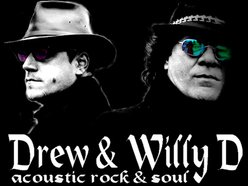Drew & Willy D's Acoustic Rock & Soul Duo