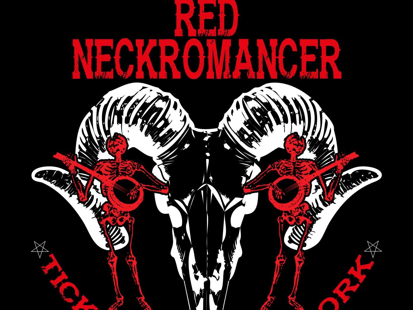 Image for Red Neckromancer