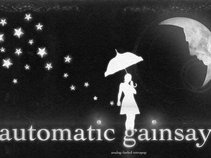 Automatic Gainsay
