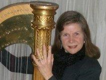 Harpist, Margaret Sneddon