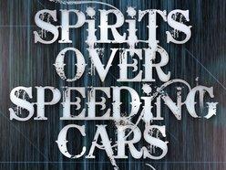 Spirits Over Speeding Cars