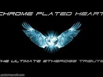 Chrome Plated Heart