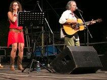 Yuna Canti e Tiziano Giagnoni