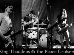 Image for King Thaddeus and the Peace Cruisers