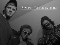 Simple Rezonation
