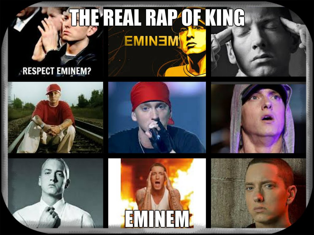 Eminem - The Real King Of Rap Songs | ReverbNation