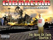 GIBRALTAR THE LION AWAKES - The Book Of Ebon Chapter: 1