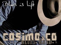 Image for Cosimo & Co Blues Band
