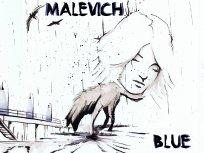 Malevich Blue