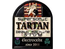 Supersonic Tartan Death Machine