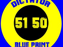 DJ Dictator The Blue Print of a Canis Lupus