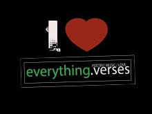 Image for Everything Verses