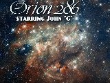 Orion286 starring John G