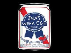 Image for Jack's Weak Ego