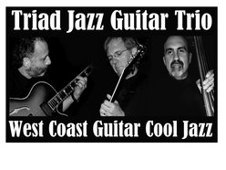 Triad Jazz Guitar Trio