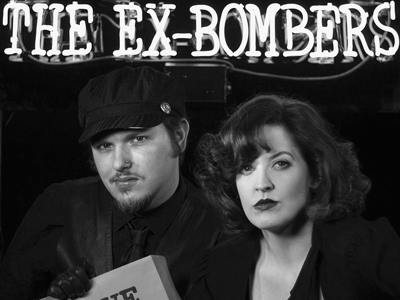 Image for The Ex-Bombers