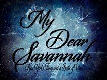My Dear Savannah