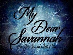 Image for My Dear Savannah