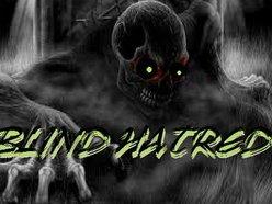 Image for BLIND HATRED