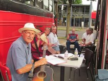 STREET' CAFE' and THE GOD BUS BIBLE STUDY