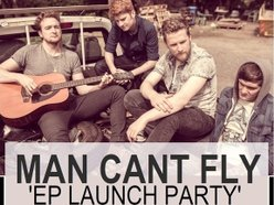 Image for Man Can't Fly