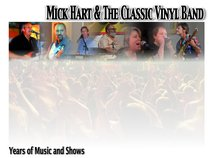 Mick Hart and The Classic Vinyl Band