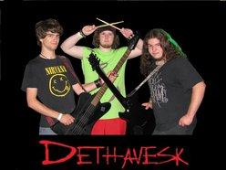 Image for Dethavesk