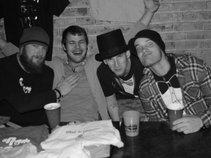 four skeevy dudes
