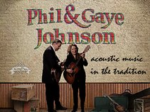 Phil and Gaye Johnson