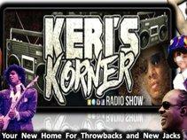 Keri's Korner Radio Show