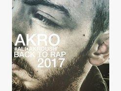 Akro Zeek Rapper ( ALI AKROUSH )