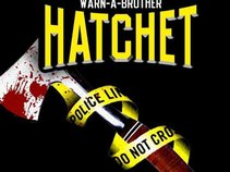 WB Warn-A-Brother Hatchet