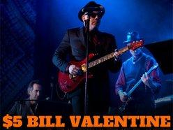 $5 Bill Valentine