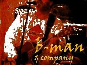 Image for b-man & company